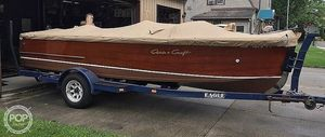 Used Chris-Craft 18 Deluxe Utility Antique and Classic Boat For Sale