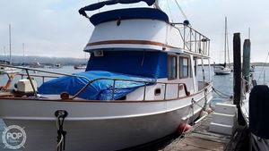 Used C & L 34 Europa C & L Trawler Boat For Sale
