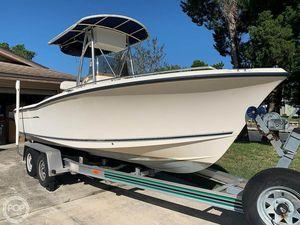 Used Sea Hunt Triton 212 Center Console Fishing Boat For Sale