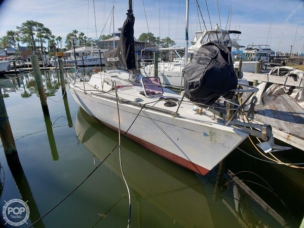 Used Farr 38 Fractional Sloop Racer and Cruiser Sailboat For Sale