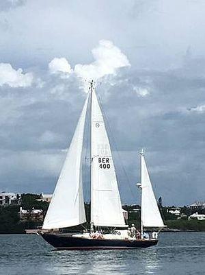 Used Hinckley Bermuda 40 MKIII Yawl Sailboat For Sale