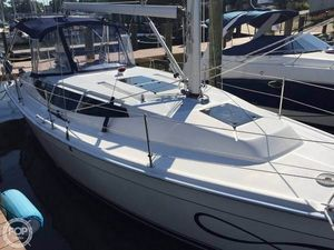 Used Hunter E33 Racer and Cruiser Sailboat For Sale