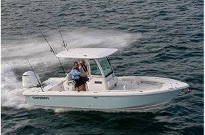 New Everglades 253 Center Console253 Center Console Center Console Fishing Boat For Sale