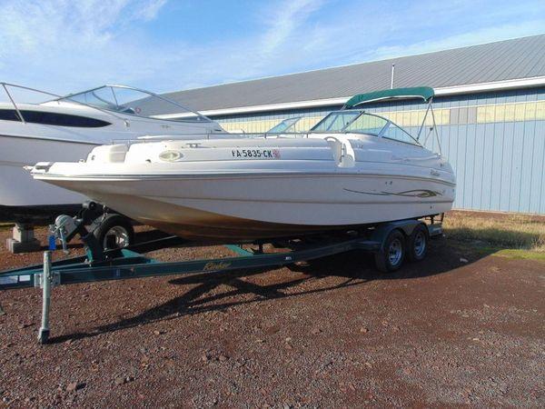Used Rinker 243 Siesta Deck243 Siesta Deck Boat For Sale