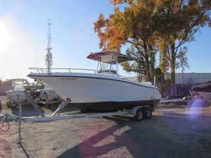 Used Century 26 CC26 CC Center Console Fishing Boat For Sale