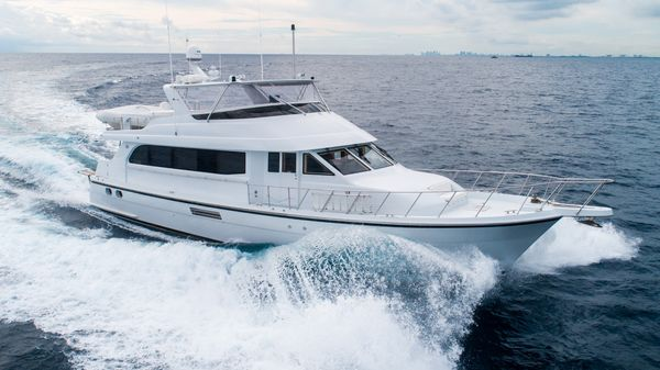 Used Hatteras Sport Deck Motor Yacht Motor Yacht For Sale