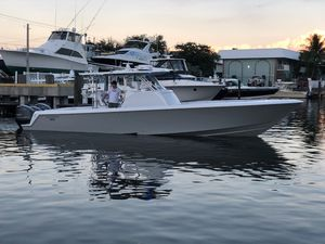 Used Contender 39FA Sports Fishing Boat For Sale