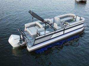 New Crest Classic Platinum 220 LClassic Platinum 220 L Pontoon Boat For Sale