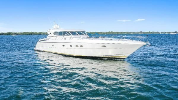 Used Millennium Super Yachts Motor Yacht For Sale