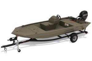 New Tracker Grizzly 1648 SCGrizzly 1648 SC Jon Boat For Sale