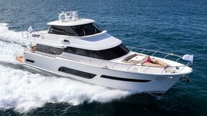 Used Horizon V72 Motor Yacht For Sale