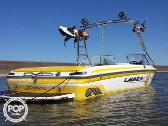 Used Supra Launch SS 21 Ski and Wakeboard Boat For Sale