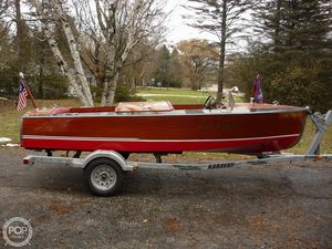 Used Chris-Craft Model 300 Deluxe Runabout Antique and Classic Boat For Sale
