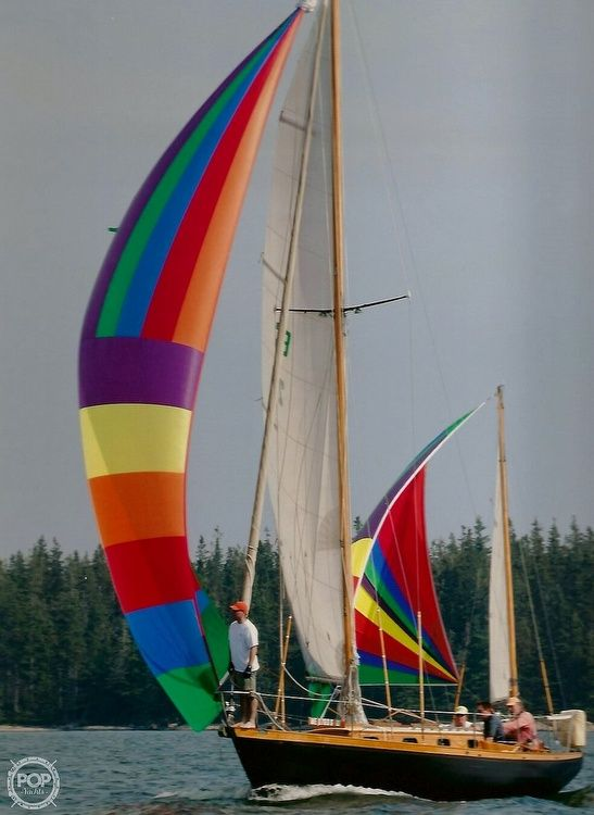 Used International 500 Yawl Sailboat For Sale