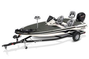 New Nitro Z18Z18 Bass Boat For Sale