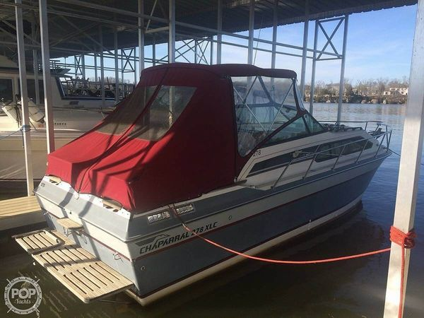 Used Chaparral 278 XLC Express Cruiser Boat For Sale