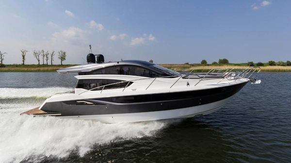 Used Galeon 430 HTC430 HTC Cruiser Boat For Sale