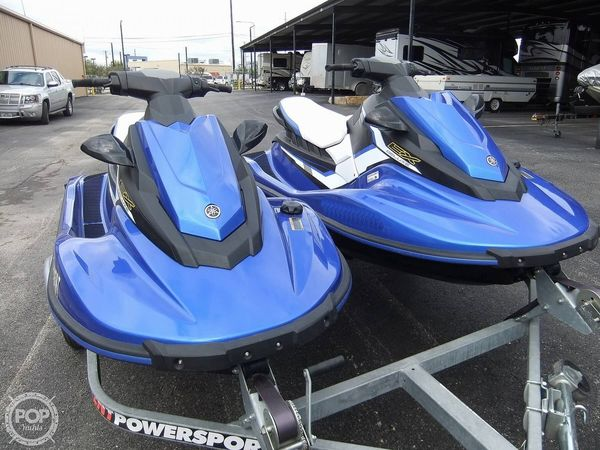 Used Yamaha EX Deluxe Waverunners (pair) Personal Watercraft For Sale