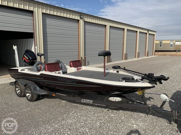 Used Bass Cat Cougar 203 DC Bass Boat For Sale