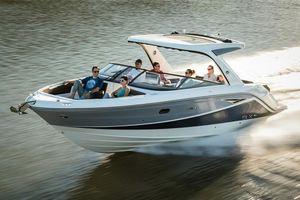 Used Sea Ray SLX 310 Bowrider Boat For Sale