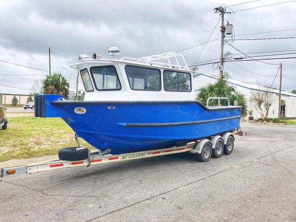 Used Seaark Sam Saltwater Fishing Boat For Sale