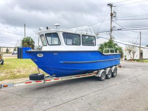 Used Seaark Sam Saltwater Fishing Boat For Sale