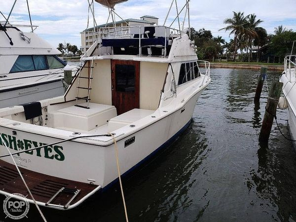 Used Chris-Craft 30 Tournament SportFish Sports Fishing Boat For Sale