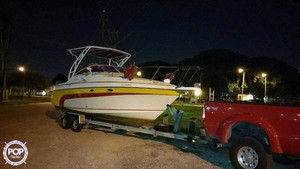 Used Wellcraft 243 Prima Express Cruiser Boat For Sale