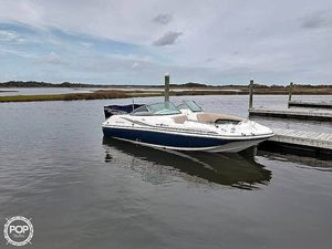 Used Hurricane 217 Sundeck Deck Boat For Sale