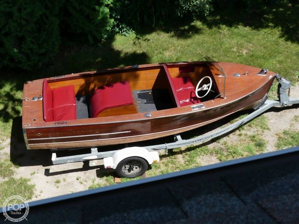 Used Chris-Craft Sportsman 16 Antique and Classic Boat For Sale