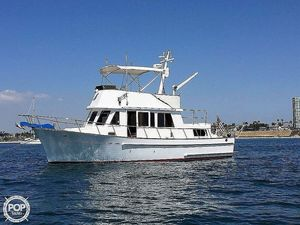 Used Chien Hwa CHB35 Trawler Boat For Sale