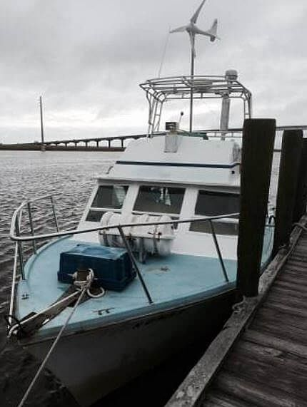 Used Key West monzon Combination Carrier Boat For Sale