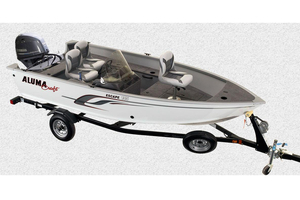 New Alumacraft Escape 145 CS Aluminum Fishing Boat For Sale