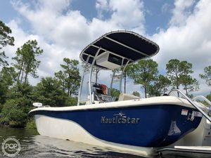 Used Nauticstar 210 Coastal Center Console Fishing Boat For Sale