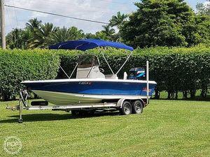 Used Mako 2100 BayShark Center Console Fishing Boat For Sale