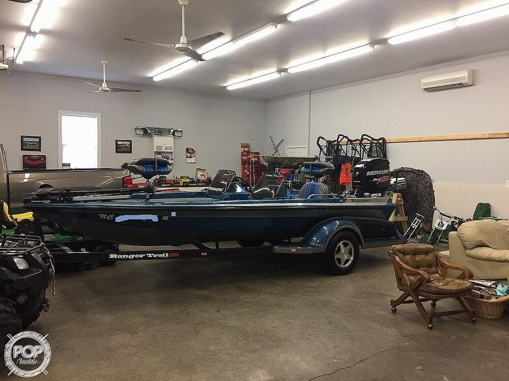1996 Used Ranger Boats Comanche 362xt Bass Boat For Sale