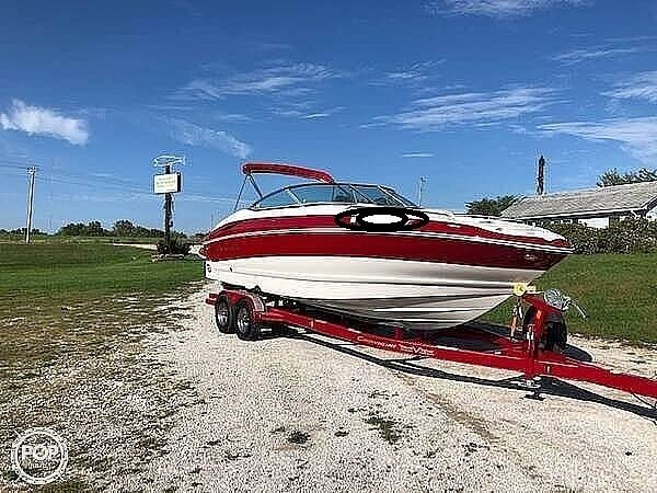 Used Crownline 260LS Bowrider Boat For Sale
