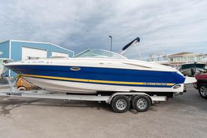 Used Monterey 268SS Bowrider268SS Bowrider Runabout Boat For Sale