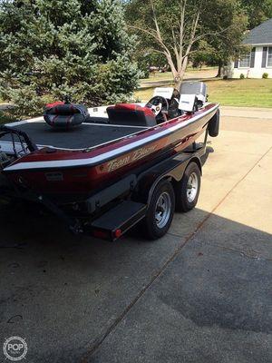 Used Blazer 202 Pro V Bass Boat For Sale