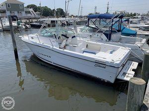 Used Seaswirl 2600 Striper Walkaround Fishing Boat For Sale