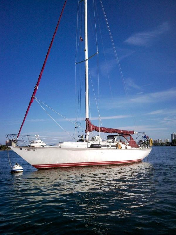 Used C & C Yachts Cruiser Sailboat For Sale