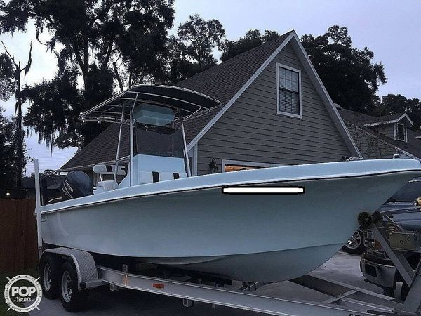 Used Answer Marine 24 Center Console Fishing Boat For Sale