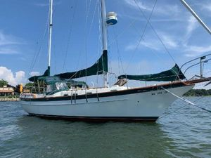 Used Cabo Rico Tiburon Ketch Sailboat For Sale