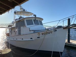 Used Kadey-Krogen 4242 Trawler Boat For Sale