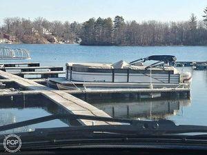 Used Crest 230 II SLS Pontoon Boat For Sale