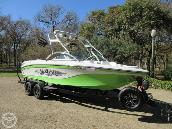 Used Correct Craft Air Nautique SV-211 Team Edition Ski and Wakeboard Boat For Sale