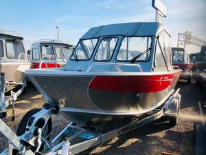New Hewescraft 190 Sea Runner190 Sea Runner Aluminum Fishing Boat For Sale