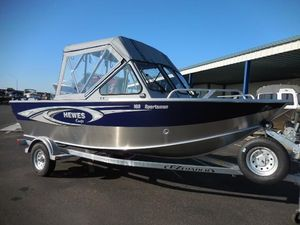 New Hewescraft 160 Sportsman160 Sportsman Freshwater Fishing Boat For Sale