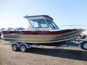 New Northwest Boats 22 Signature Off Shore HT22 Signature Off Shore HT Aluminum Fishing Boat For Sale