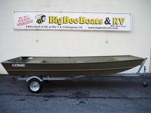 New Lowe L1648 JonL1648 Jon Boat For Sale